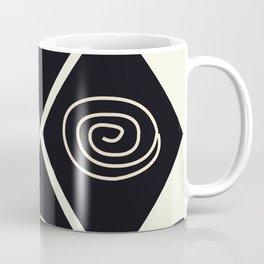 African Tribal Pattern No. 39 Coffee Mug