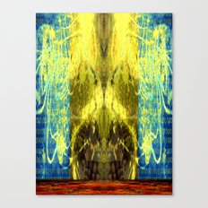 ETHER NET Canvas Print