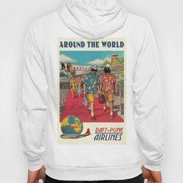 AROUND THE WORLD Hoody