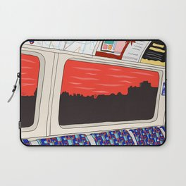 View from London Jubilee Line Laptop Sleeve