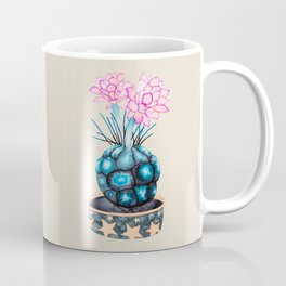 succulent flower Coffee Mug