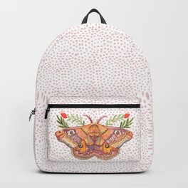 Hawk Moth Backpack