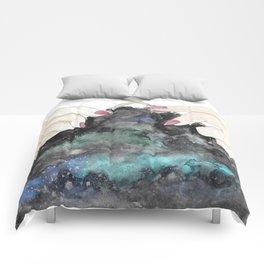 Knitting Space II Comforters