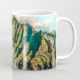 2016 Na' Pali Coast, Kauai, Hawaii Coffee Mug