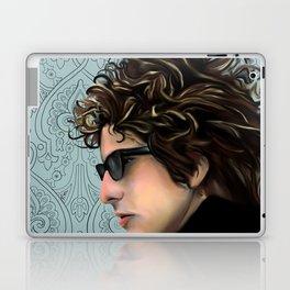 Bob Dylan Portrait Laptop & iPad Skin