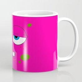 spongbob pink Coffee Mug