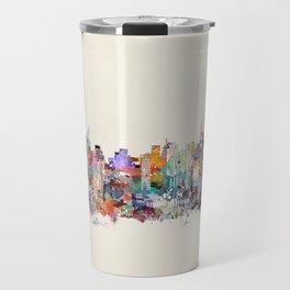Dubai skyline Travel Mug