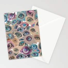 eyes galore Stationery Cards