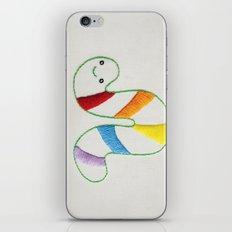 I Inchworm iPhone & iPod Skin