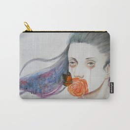 Fear of falling in love Carry-All Pouch