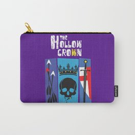 The Hollow Crown Carry-All Pouch