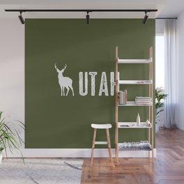 Deer: Utah Wall Mural