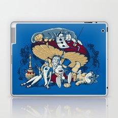 Stoned In Wonderland Laptop & iPad Skin