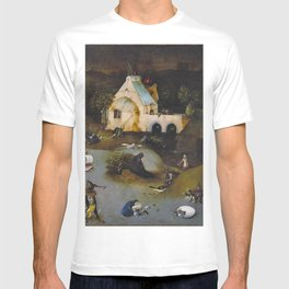 Hieronymus Bosch - The Temptation of St Anthony T-shirt