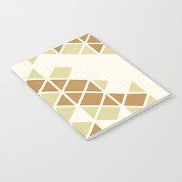 Bermuda Triangle Notebook