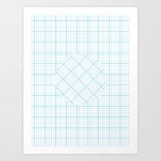 aligned Art Print