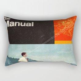 The Manual Rectangular Pillow