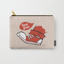 Keep Goin' Carry-All Pouch