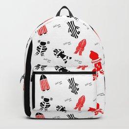 Arte Amara: Selknam People Mix Backpack