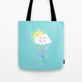Happy Spring Days  Tote Bag