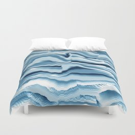 Abstract 143 Duvet Cover