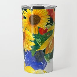 Lemonade Anyone? Travel Mug