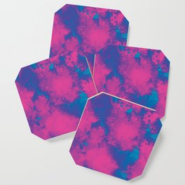 Cotton Candy Clouds Coaster