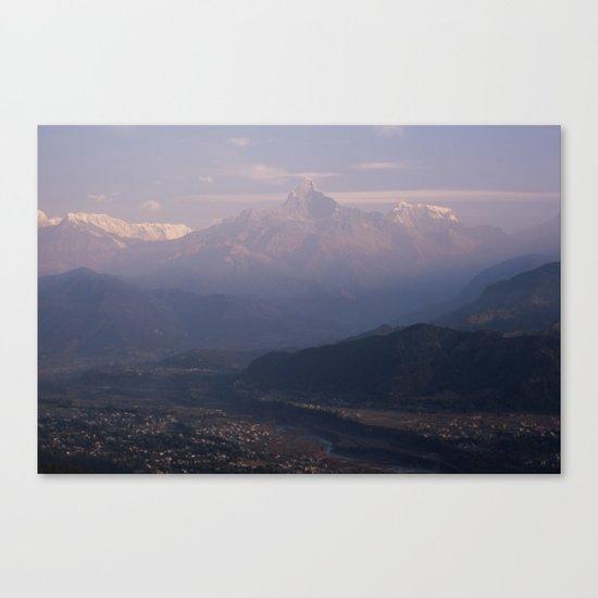 Sarangkot I Canvas Print