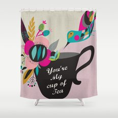 You're My cup of Tea Shower Curtain