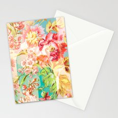 hide and seek floral Stationery Cards