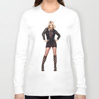 britney Long Sleeve T-shirts featuring Britney by eriicms
