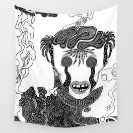 Alter Ego Wall Tapestry
