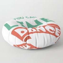 Linedance Linedance Riverdance Gift idea Floor Pillow