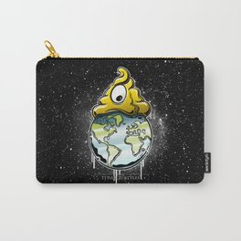 shit rules the world Carry-All Pouch