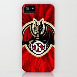 Wyverns iPhone Case