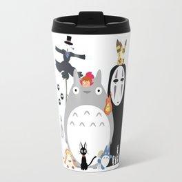 Studio Ghibli Gang Travel Mug