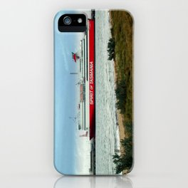 Spirit of Tasmania iPhone Case