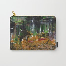 Abstract Smaug in Erebor Carry-All Pouch
