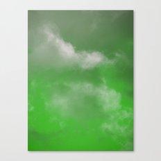 Grace- cloud pictures Canvas Print