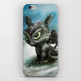 Hatchling Fury iPhone Skin