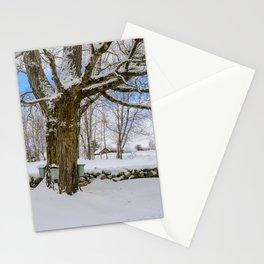 Maple sugar Stationery Cards
