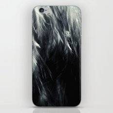 Sterling Feathers iPhone & iPod Skin