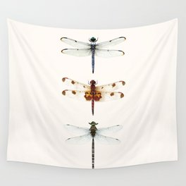 Dragonfly Collector Wall Tapestry