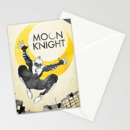 Moon Knight Stationery Cards