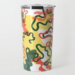 Extrovert Camouflage Travel Mug