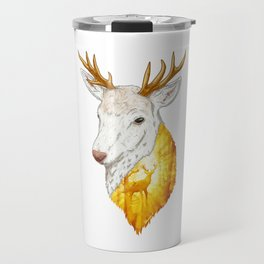 Enchanted Stag Travel Mug