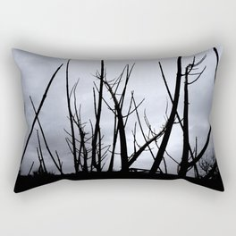 The Jungle Out There Rectangular Pillow