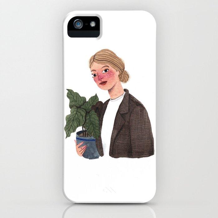 Antonieta iPhone Case