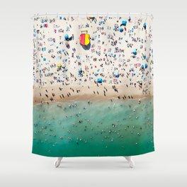 Bondi Life Shower Curtain