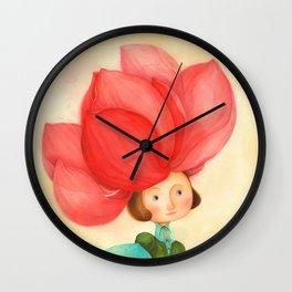 Princess series_Thumbelina Wall Clock